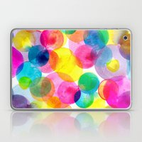 Confetti Paint TWO Laptop & iPad Skin
