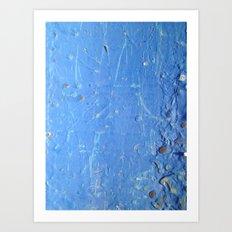 Paint Art Print