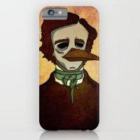 Prophets of Fiction - Edgar Allan Poe /The Raven iPhone 6 Slim Case