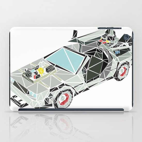 The Delorean iPad Case