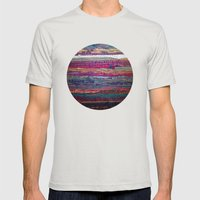 The Magic Carpet Mens Fitted Tee Silver SMALL