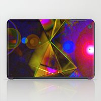 Blackhole Prism iPad Case