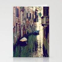 Venezia. Stationery Cards