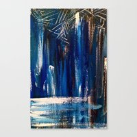 Canvas Print featuring Something out of Nothing by Evan Hawley