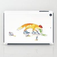 Drunk Fox iPad Case