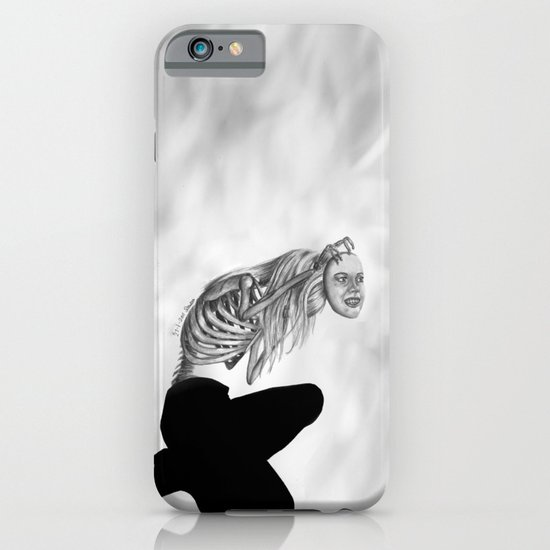 when masks fall iPhone & iPod Case
