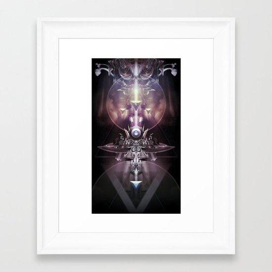 Vanguard mkv Framed Art Print