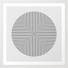 #896 Art Print