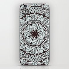 Mandala 5 iPhone & iPod Skin
