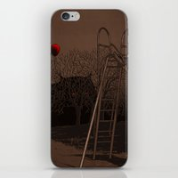 When Monster Can't Live … iPhone & iPod Skin