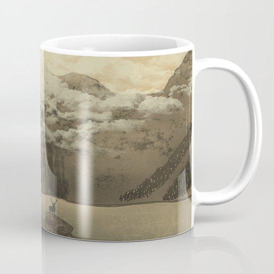 The Mountain Lake Mug
