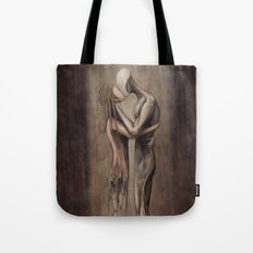 Entropy of Love Tote Bag