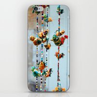 brilliant birds iPhone & iPod Skin