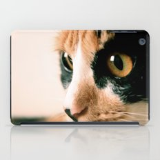 Thinking Cat iPad Case