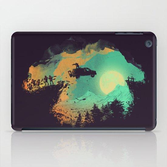 Leap of Faith iPad Case