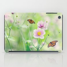 In the garden of bliss iPad Case