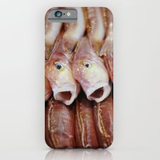 Lined Fish Slim Case iPhone 6s