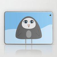 Cute Geometric Penguin Laptop & iPad Skin