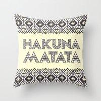 SAWASAWA 1 Throw Pillow