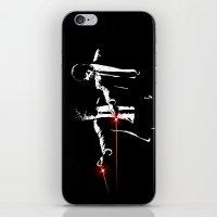 Meth Fiction iPhone & iPod Skin