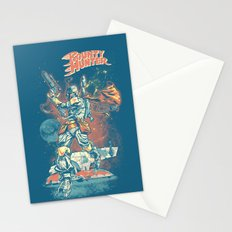 BOUNTY HUNTER Stationery Cards