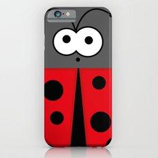 Minimal Ladybird iPhone 6 Slim Case