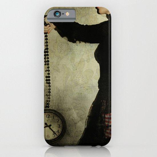 tick tock iPhone & iPod Case