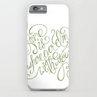 Home is wherever I'm with you.  iPhone 6 Slim Case