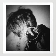 Life Through a Lense Art Print