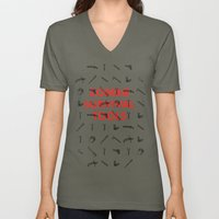 Zombie Survival Tools - Pattern 'o tools Unisex V-Neck