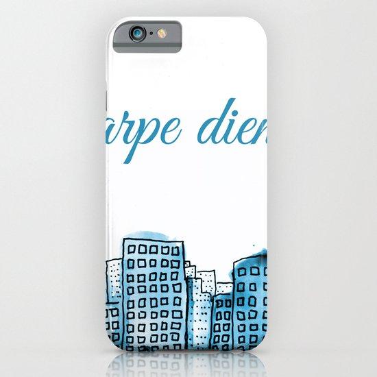 Carpe Diem iPhone & iPod Case