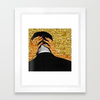 Dependable Relationship … Framed Art Print