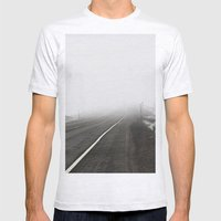 CA Route 267 Mens Fitted Tee Ash Grey SMALL