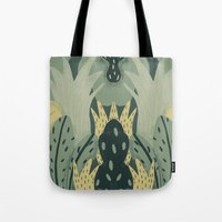 greenery Tote Bag