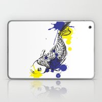 out fish Laptop & iPad Skin