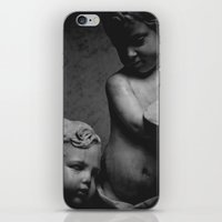 Endless Youth  iPhone & iPod Skin