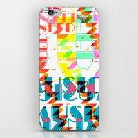NEEDMusic iPhone & iPod Skin