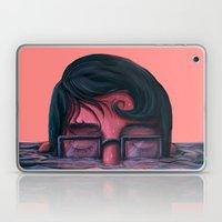Underwater breath Laptop & iPad Skin