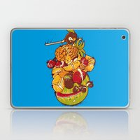 Little Warrior Laptop & iPad Skin