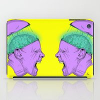Brain Stain iPad Case