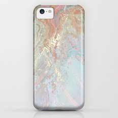 Marble Art V10 #society6 iPhone 5c Slim Case