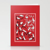Chaz Tenenbaum's Dalmati… Stationery Cards