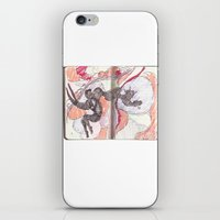 what if you can't sleep iPhone & iPod Skin