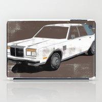 Chrysler New Yorker iPad Case