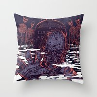 Lucien Throw Pillow