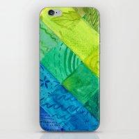 Bali Quilt iPhone & iPod Skin