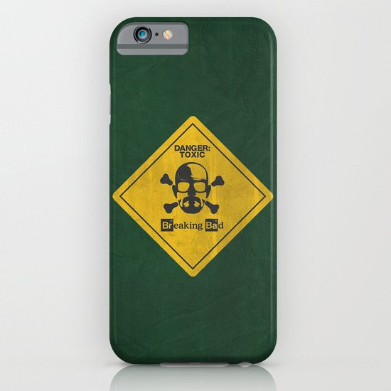 Breaking Bad Poster 02 iPhone & iPod Case