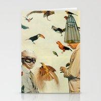 Ornithology Stationery Cards
