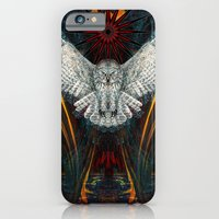 The Great Grey Owl iPhone 6 Slim Case