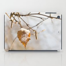 Winter wonders iPad Case